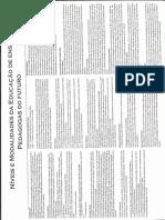 Lei de Diretrizes e Bases Da Educação Brasileira - FOLDER FAMA