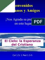 El Cielo La Esperanza Del Cristiano