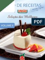 Livro de Receitas União Seleção das Melhores Vol_2_(com_fotos)