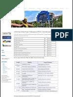 Informasi Penerimaan Mahasiswa PPDS-I Periode April 2015