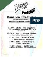 2014Dunellen Street Fair