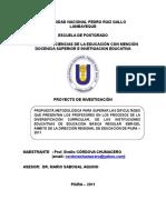 Proyecto Cordova Piura