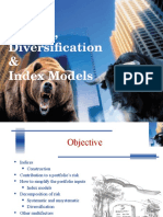 7- Diversification Index Models