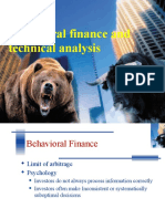 8-Behavoral Finance and Technical Analysis