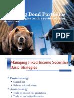 11-Bond Portfolios I
