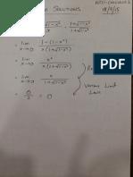 NTU 2014 Calculus I Midterm Solutions