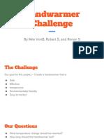 handwarmer challenge  1