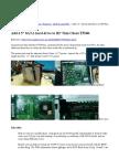 "Add 3.5"" SATA Hard Drive to HP Thin Client T5540. Neo-Blog"