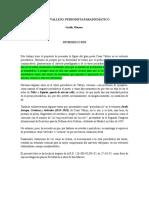 Libro de CÉSAR VALLEJO Periodista