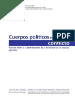 Carceller_A-Cuerpos Políticos en La Zona de Conflicto- Hannah Wilke o La Tea Tralización de La Feminidad-16pp