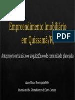 Empreendimento imobiliário em Quissamã/RJ