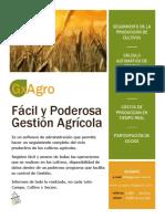 GxAgro - Brochure