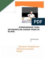 MEMANDIKAN - Akbid Dharma Husada Kediri