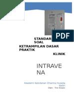 INTRAVENA - Akbid Dharma Husada Kediri