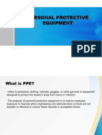 PPE Report