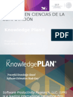 Exposición - Knowledge Plan