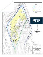 West Lake Map Extent Radiologically Impacted Material Area 1 Figure 15