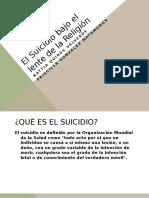 El Suicidio Bajo El Lente de La Religión