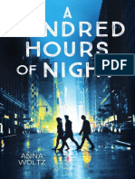 A Hundred Hours of Night by Anna Woltz (Excerpt)
