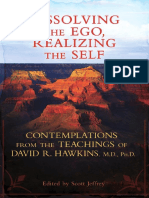 Dissolving the Ego, Realising the Self