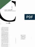 GUATTARI, F. Caosmose - Um Novo Paradigma Estético (2)