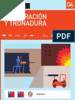 Perforación y Tronadura