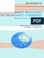 Hathaway _ Murphy's, Basic Principles of Inorganic Chemistry - Making the Connecti