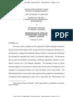 Decision Holy Transfiguration Copyright