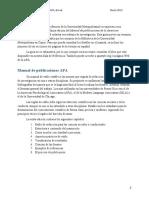 Norma APA 6ta Edicion