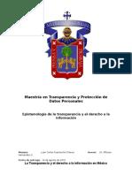 Producto integrador- La Transparencia y el derecho a la información en México.docx