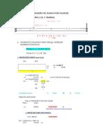 Diseño de Acero Por Flexion Puente 01