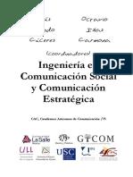 Libro Ocatviuo Islas y Jesus Galindo Caceres Ingenieria en Comunicaions Ocial y Comunicaion Estrategica