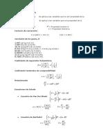 Formulario Fisico Quimica