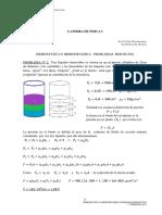 Hidrostatica Hidrodinamica Problemas Resueltos 1ºsem 2015