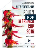 French Cup 2016 Protocol