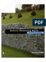 Brochure Gabion Retaining Walls