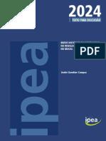 Breve Histórico Das Mudanças Na Regulação Do Trabalho No Brasil - IPEA