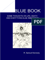 Blue Book Part I by Irish philosopher R. Samuel Kennedy