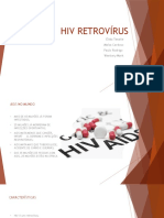 Apresentação sobre HIV