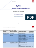 Natural Science 3 ESP