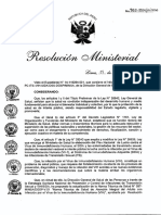 Norma Tecnica de Salud de Atencion Integral Del Adulto Con Vih-minsa 2014