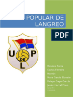 Unión Popular de Langreo