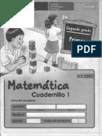 Cuadernillo Ece Matematicas 2009 C-1