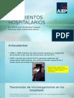 Clase Aislamientos Hospitalarios