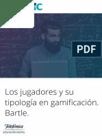 Los Jugadores y Su Tipología en Gamificación. Bartle.