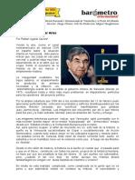 Rafael Ugalde Q-Un Oscar Para Oscar Arias
