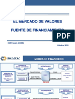 Mercado de Valores, Fuente de Financiamiento