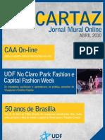 Jornal Mural Online - Abril 2010