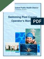 EVH Swimming Manual