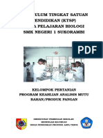 Cover Ktsp Pertanian